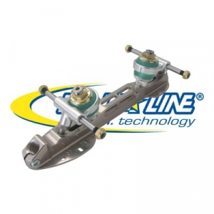 Roll-Line Matrix Steel Free Skating Plate