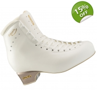Clearance Edea Concerto skating Boots 250 White C