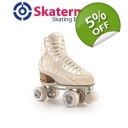 Choose your own Set of Artistic Roller Skates size 260 and above