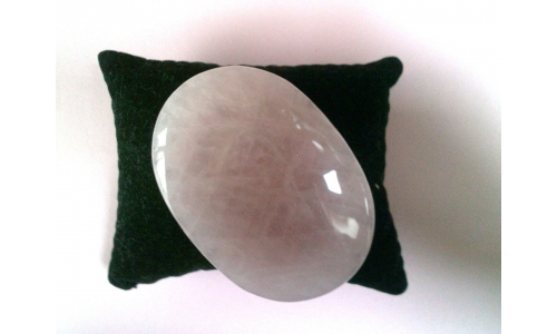 Palmstones Large - Clear Quartz,Fancy Jasper,Poppy Jasper,Ocean Jasper,Rose Quartz