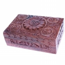 Angel Card Wooden Box