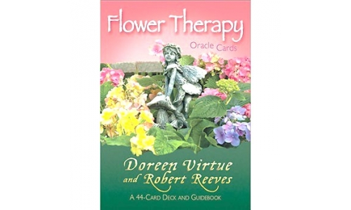 Flower Therapy/Archangel Raphael  Healing Cards by Doreen Virtue