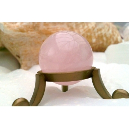 Rose Quartz Sphere