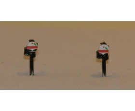 N scale SR Southern Ground Signals - Pack of 2 -NON WORKING-