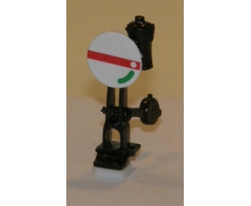 "O gauge GWR ""Great Western Railway"" ground signal pack of 1 - non working-"