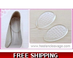 Invisible Heel Pads Gel..