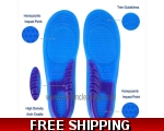 Dual Density Insoles