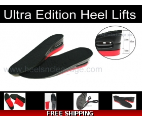 Height Insoles | Adjustable | Shoe Lifts
