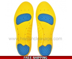 Arch Support Sport Insoles for Running Shoes Work Boot