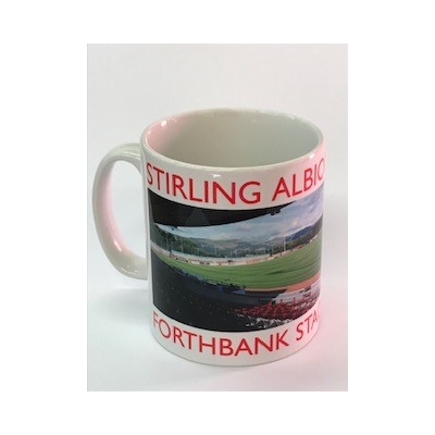 Mug with Forthbank Image