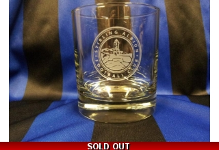 Stirling Albion FC Whisky Glass
