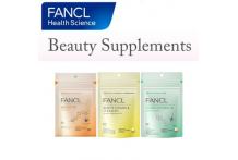 Fancl Beauty Supplement Series
