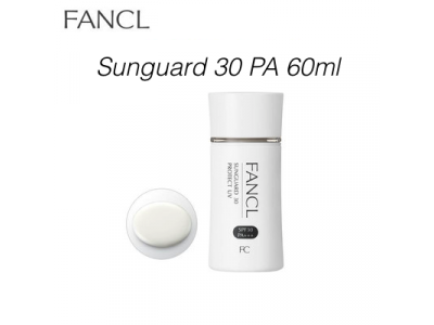 Fancl Sun Guard 30 Protect UV SPF30 PA + + + 60ml