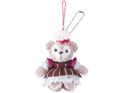 Shelliemay 2015 Sweet Valentine & White Day Stuffed Strap
