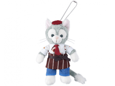 Gelatoni 2015 Sweet Valentine & White Day Stuffed Strap standing