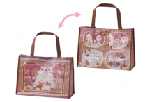 Japan tokyo Disney Resorts Duffy & Shelliemay Bear 2015 Sweet Valentine Shopping Bag disneysea disney sea