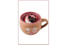 Duffy 2015 Sweet Valentine & White Day Mug Cup