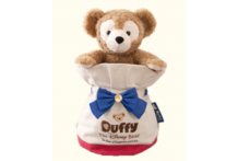 Disney Duffy/Shelliemay Bear Duffle Bag