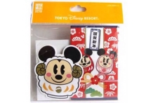 Exclusive Disney 2015 New Year Envelope Otoshidama Bag