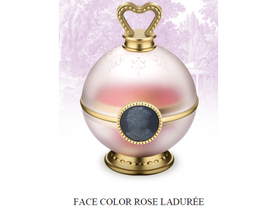 Les Merveilleuses Laduree FACE COLOR ROSE LADUREE フェイス カラー ローズ ラデュレ
