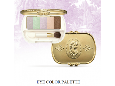 Les Merveilleuses Laduree EYE COLOR PALETTE アイカラー パレット