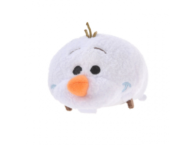 Japan Disney Store Frozen Anna & The Snow Queen Elsa Olaf Mini S TSUM TSUM Tsumutsumu Olaf