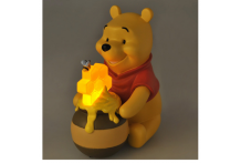 Japan Disneystore Disney Store Pooh Hunny Day Series Honey Figure LED Light