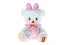 Japan Disneystore Disney Store Disney UniBEARsity stuffed dedicated costume ice