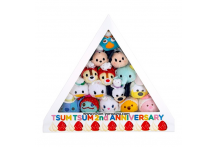 Japan Disney store Disneystore Tsum Tsum 2nd birthday cake Anniversary set of 15