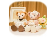 Japan Tokyo Disneysea Disneyland Disney Resorts Sea Land Duffy Shelliemay Limited Wedding Edition Costume