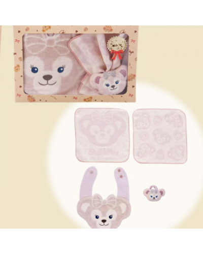 Japan Tokyo Disneysea Disneyland Disney Resorts Sea Land Duffy Shelliemay Newborn Infant Baby Gift Set
