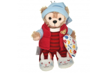 Japan Tokyo Disneysea Disneyland Disney Resorts Sea Land Past Season Edition 2009 Duffy Stuffed Strap Winter Pyjamas