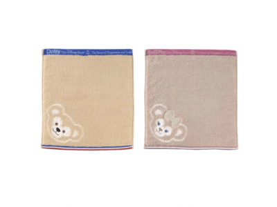 Japan Tokyo Disneysea Disneyland Disney Resorts Sea Land Duffy Shelliemay Wash Towel