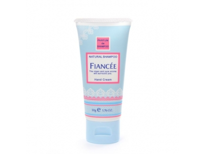 Japan Fiancèe Fiancee hand cream Scent Natural Shampoo