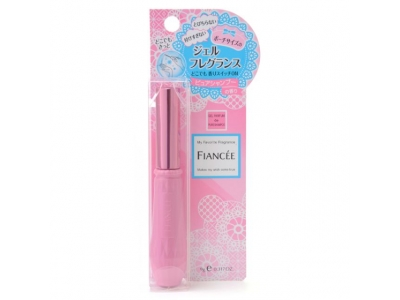 Japan Fiancèe Fiancee gel fragrance Scent of Pure Shampoo