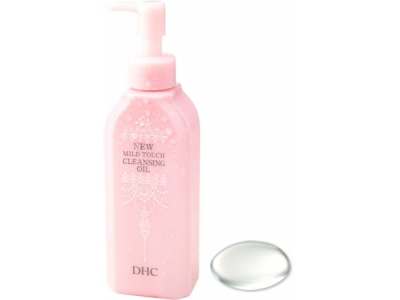 DHC New Mild Touch Cleansing Oil