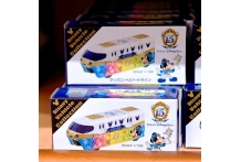 Japan Tokyo Disneysea 15th Anniversary Disney Resort Line Tomica April First Train