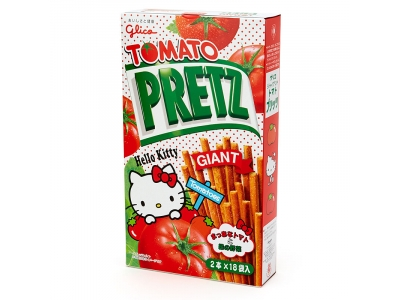Japan Sanrio Pretz Giant Hello Kitty Tomato