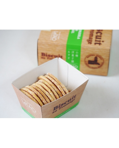 Hakkaido Letao Baked Cheese Biscuits Biscuit Au Fromage チーズクッキー「ビスキュイ オ フロマージュ」