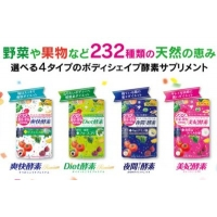 爽快酵素 232 Fruits & Veget..