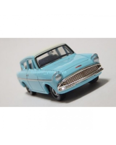 Japan Universal Studios USJ Harry Porter Ford Anglia Limited Tomica Toy