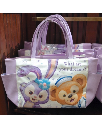 Disney Duffy and Friends Stella Lou Tote Bag