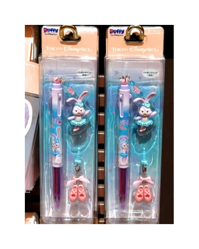 Disney Duffy & Friends Stella Lou 3 colors ballpoint pen