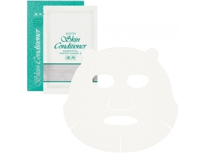 Japan Albion Medicated Skin Conditioner Essential Paper Mask E