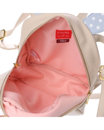 Japan Samantha Thavasa Colors By Jennifer Sky Disney Collection Thumper and Miss Bunny Gray Backpack カラーズバイジェニファースカイ ミスバニーリュック(グレー)/(ベージュ)