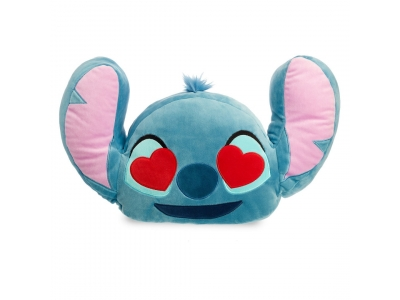 Stitch Emoji Pillow Soft Stuffed Toy 美國迪士尼史迪仔毛公仔