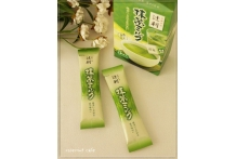 uji tsujiri matcha milk/Japan Kyoto greentea sticks/ instant tea sticks
