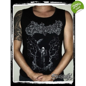 Tank-Top Male : Warrior + old logo M/XL