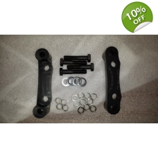 4 piston Front GTO Brembo Brake bracket kit