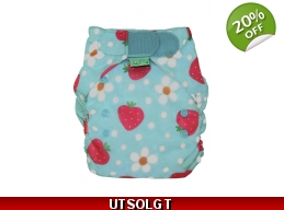 Frugi easyfit V4 - ocean strawberry dot
